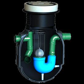 Séparateur d'Hydrocarbures GRAF